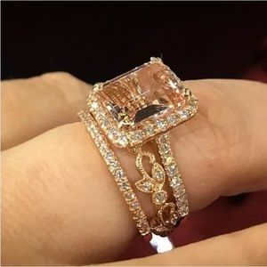 Jewelry - 🔥🔥Rose gold ring🔥🔥